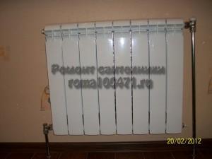 Описание биметаллического радиатора