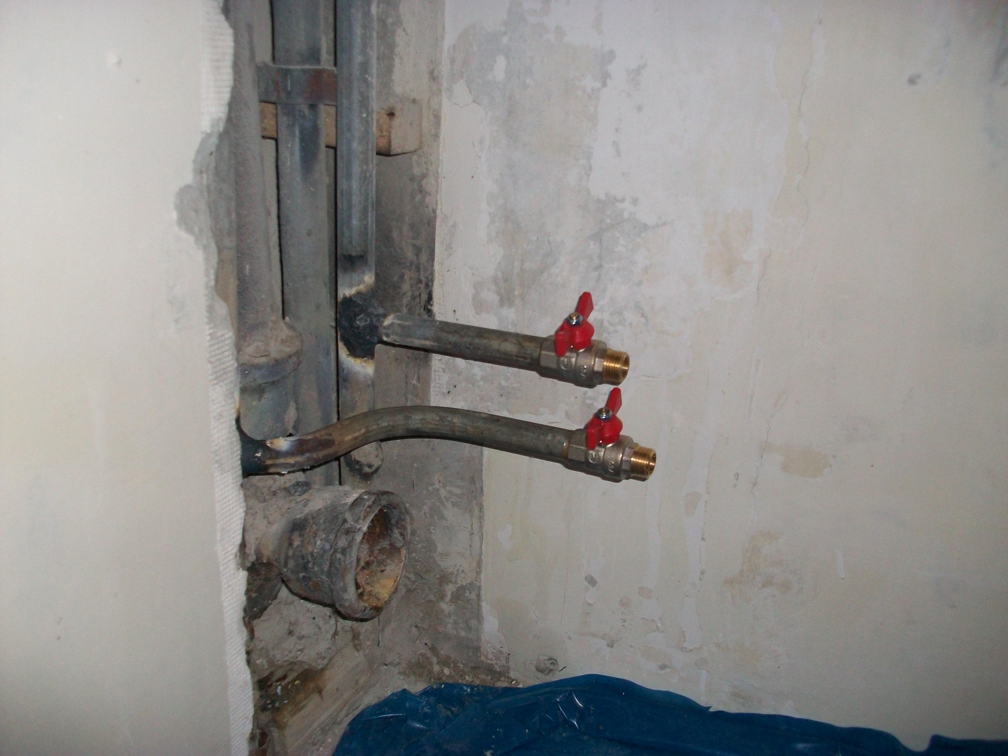 замена стояка канализации в квартире своими руками - Всё делаем сами