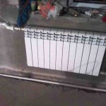 диагональное подключение радиатора отопления