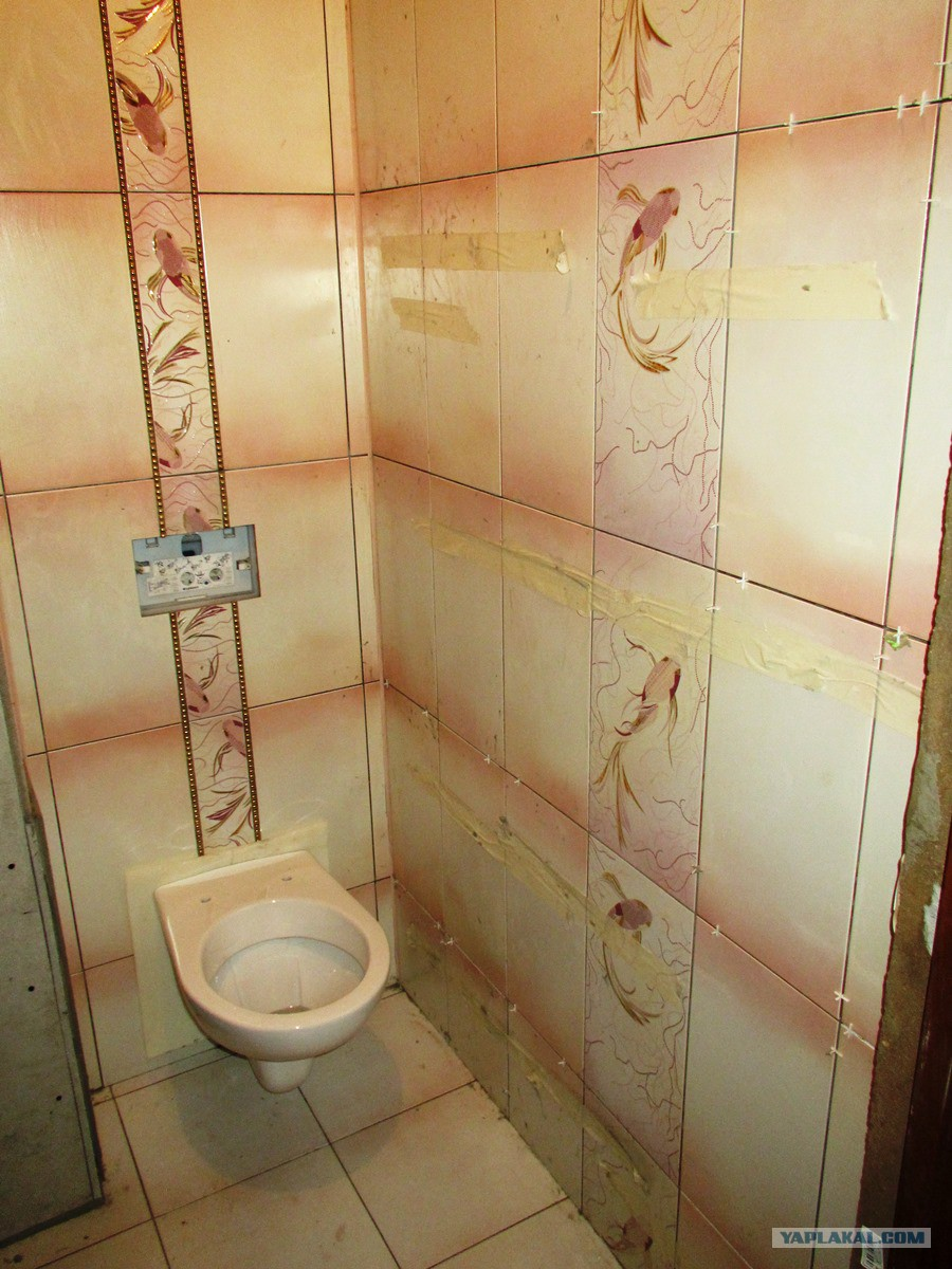 Как сделать короба в туалете