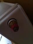 Регулировочный кран радиатора отопления