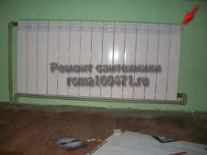 Как рассчитать количество секций радиатора на помещение