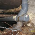 канализация в подвале