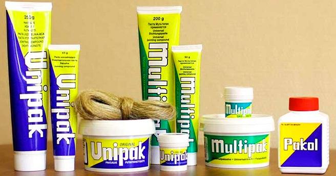 варианты бренда Unipak