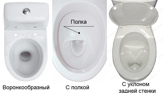конструкция чаши