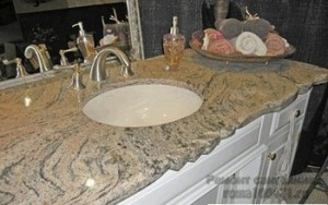 Раковина для ванной со столешницей