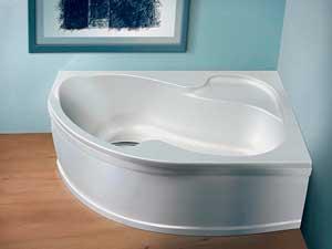 Как выбрать и купить акриловую ванну