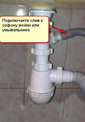 Как сделать слив к канализационной трубе 91